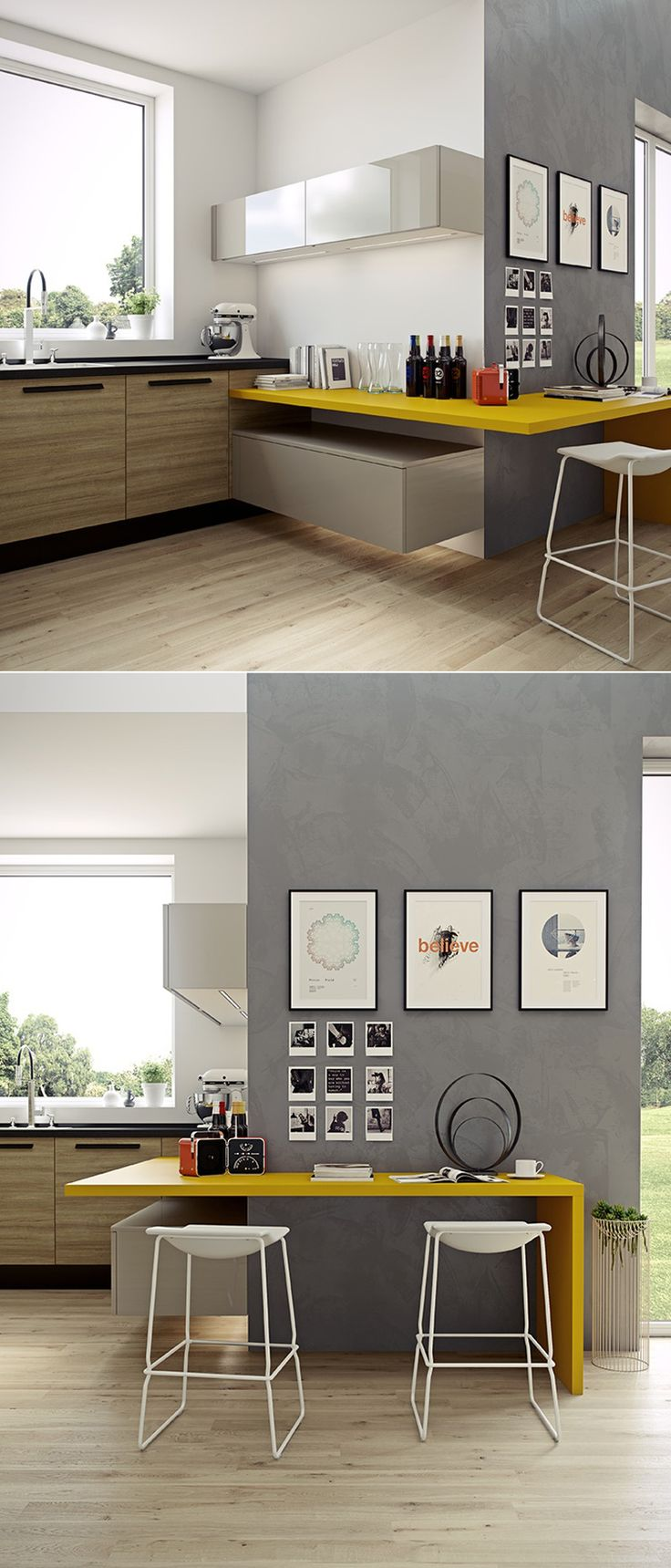 The Hottest Kitchen Trends for 2015   http://www.designrulz.com/design/2015/08/the-hottest-kitchen-trends-for-2015/