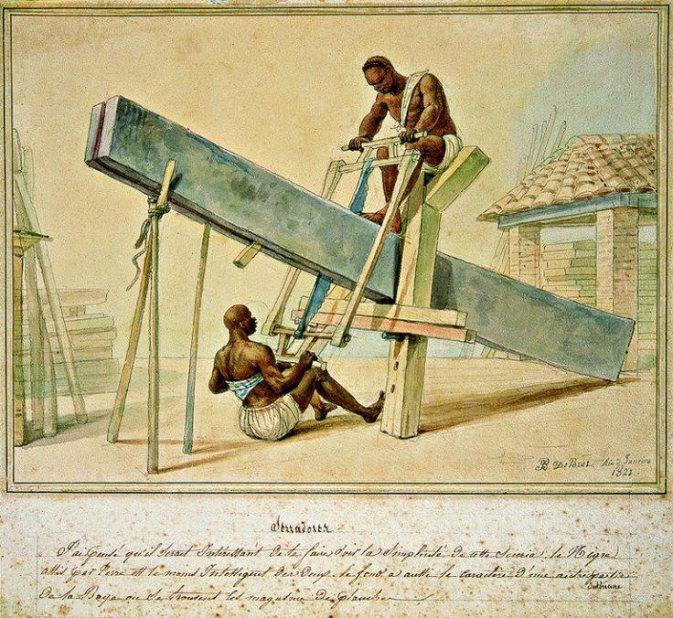Obras de Debret são expostas no Museu Chácara do Céu