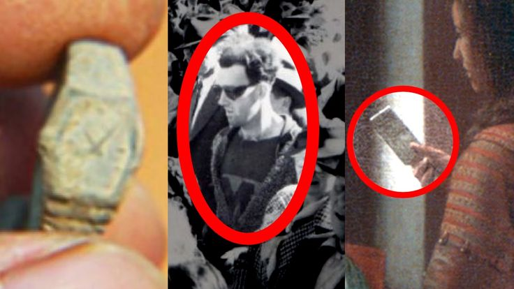5 Photos That Are PROOF of TIME TRAVEL