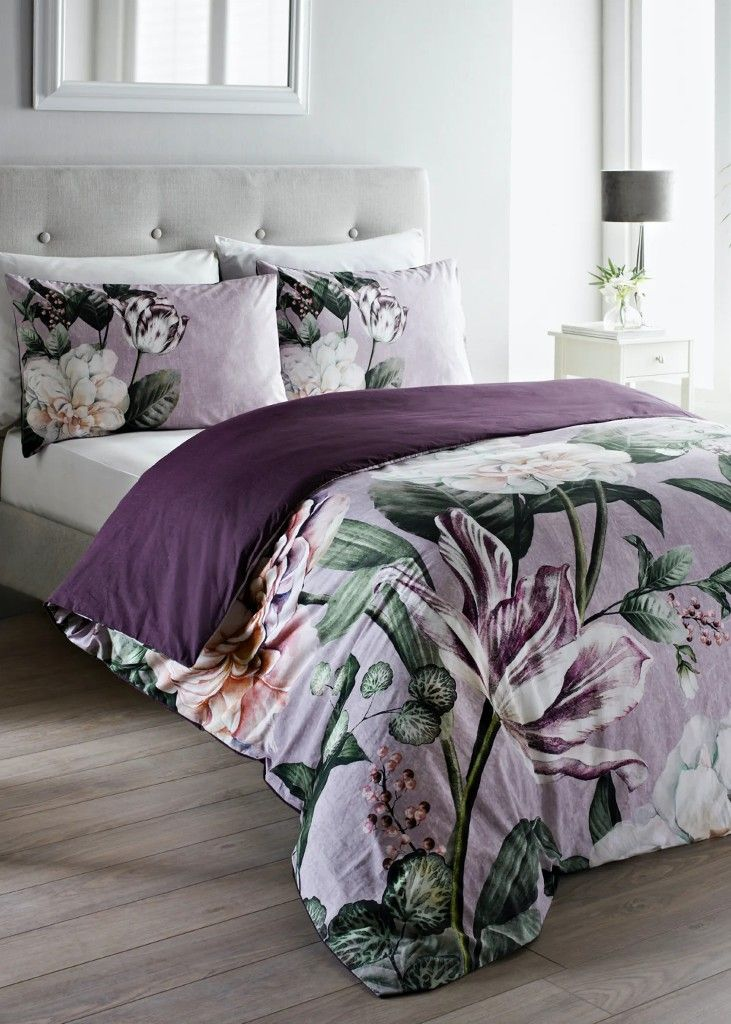 Pin By Aleena On Bedding Purple Duvet Cover Duvet Sets Bedding And Curtain Sets