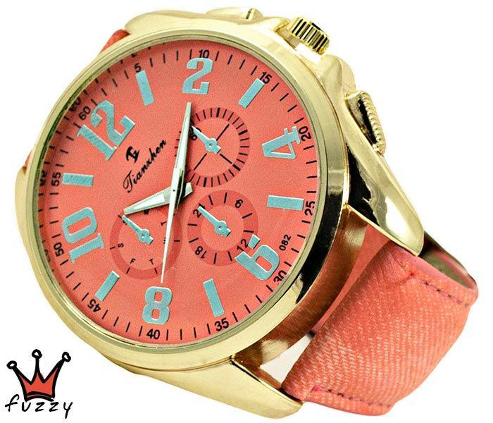 Ρολόι γυναικείο (R349-21) - Fuzzy