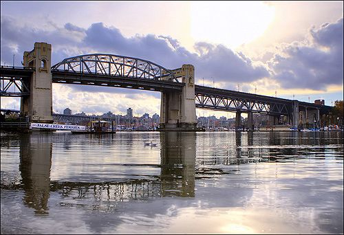 The Burrard Street Bridge #WhyHB #MeetVancouver