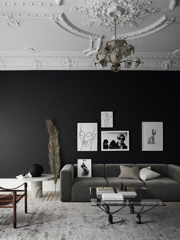 New Finds March 2018 These Four Walls Minimalist Living Room House Interior Living Room Remodel