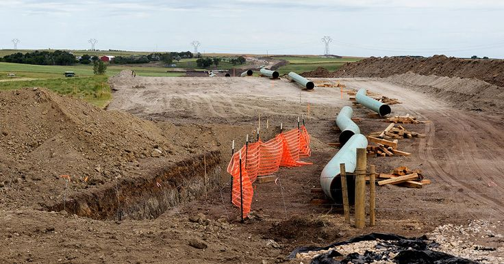Energy Transfer Partners tried to sneak in the fact they plan to keep drilling the Dakota Access Pipeline on election day.
