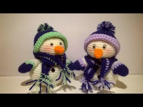 Tutorial Albero di Natale Uncinetto - Amigurumi -Arbol de Navidad Crochet - Arvore de Natal Croche - YouTube