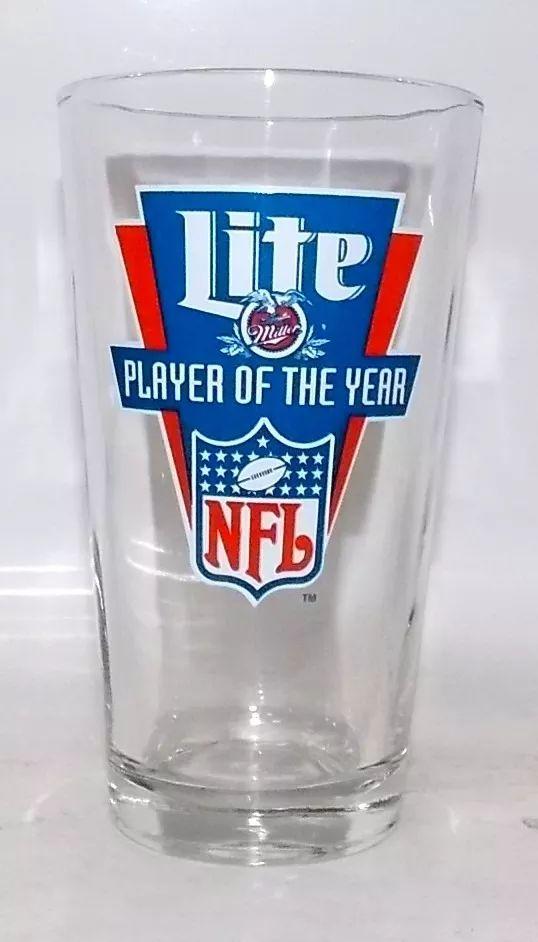 Copo Pint Americano U S A Cerveja Miller Lite Nfl - R$ 49,90 em Mercado Livre