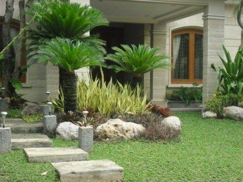 Minimalist Garden Decoration