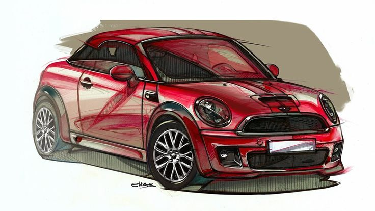 Sketch Vehicle on Behance