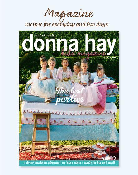 Donna Hay - Kids' magazine