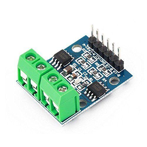 SATKIT L9110S H-bridge Stepper Motor Dual DC motor Driver Controller Board for Arduino #SATKIT #bridge #Stepper #Motor #Dual #motor #Driver #Controller #Board #Arduino