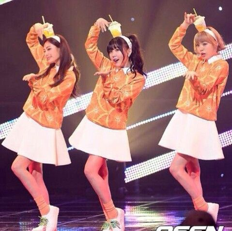 Orange Caramel - Catallena (Nana, Raina, Lizzy)