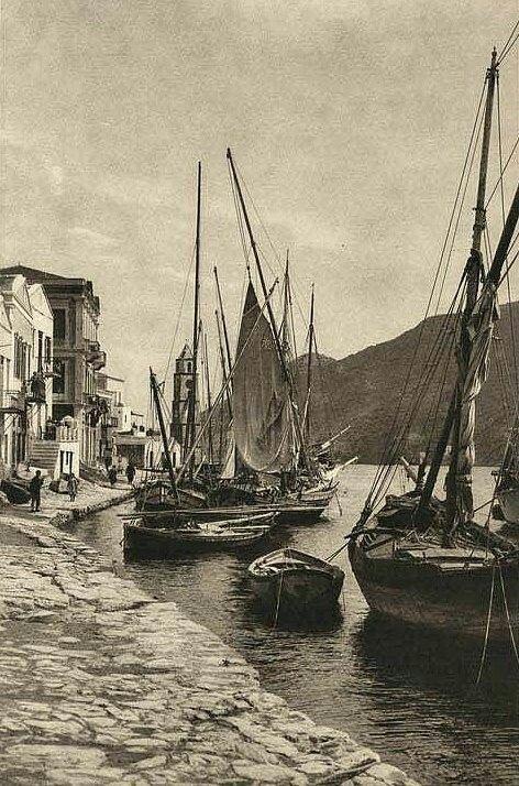 Σύμη 1913