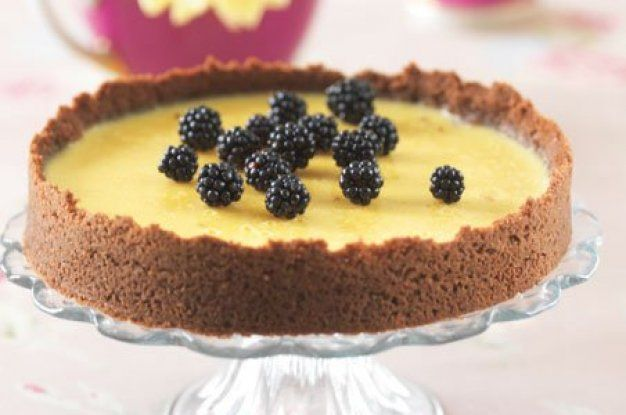 Vanilkový koláč z podmáslí | Apetitonline.cz