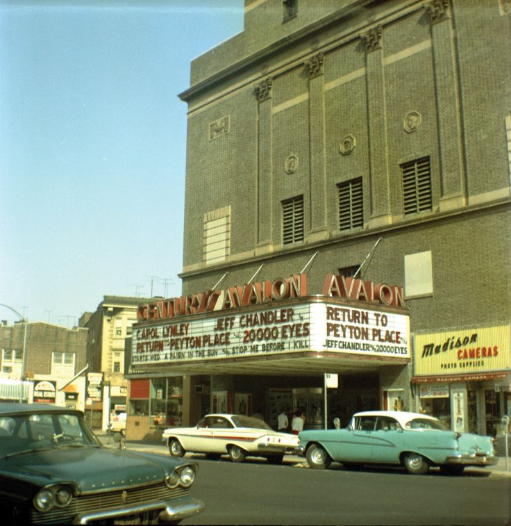 avalon movie house on Kings Highway