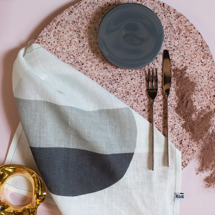 EXHALE Winter 16. Shop here: https://kateandkate.com.au/shop/collections/the-echo-linen-napkin-6-pack-2/ // #exhalebykateandkate #napkin #interior #inspo #design #pastel #minimalist #lounge #kitchen #decor #home #house #blanket #throw #design #fabric #photoshoot #dinner #dinnersetting