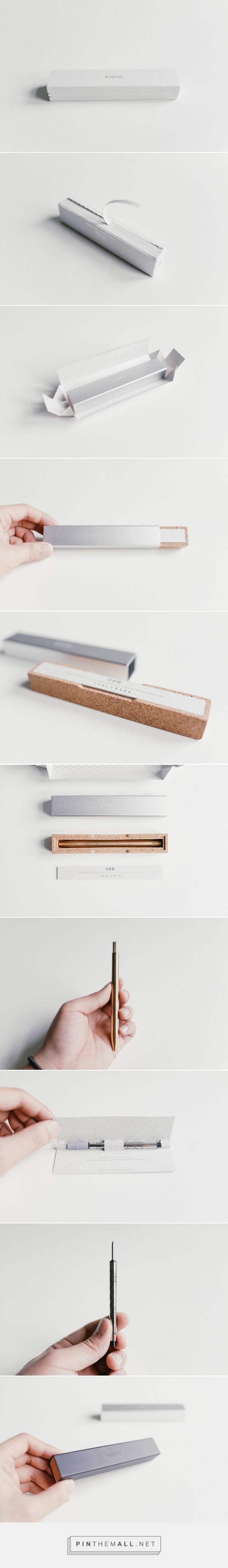 Ajoto — Minimally Minimal #packaging #product #design