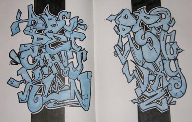 Hairstyle 6 Letters: Best 25+ Graffiti Alphabet Ideas On Pinterest