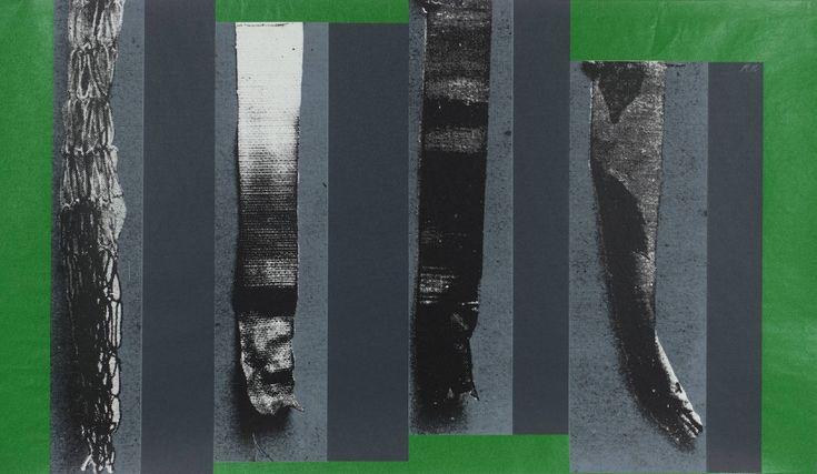 R.B. Kitaj 'Setpiece I', 1969–70 © The estate of R. B. Kitaj