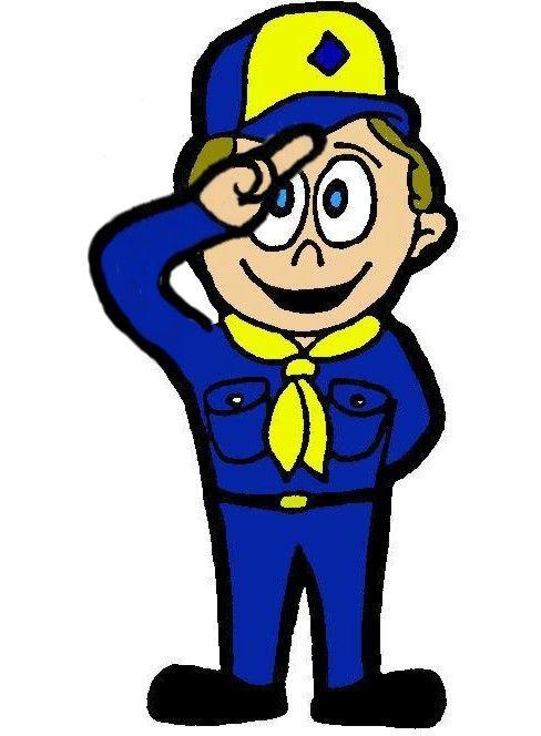 Clip Art Boy Scout Clip Art 1000 images about scouts clip art on pinterest boy cub scout salute pictures