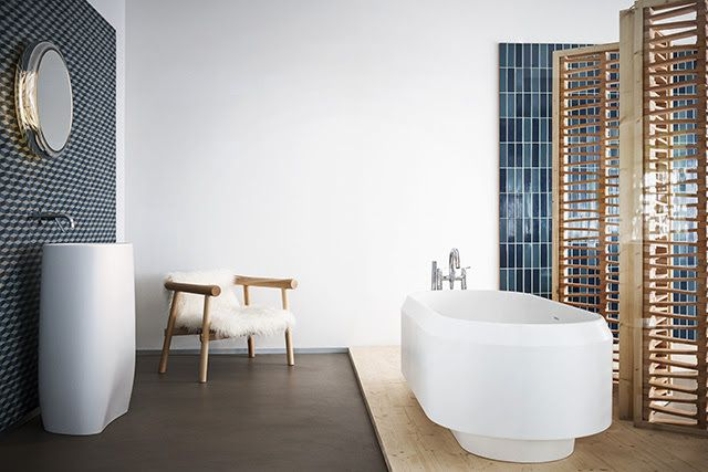 Lariana bathtub