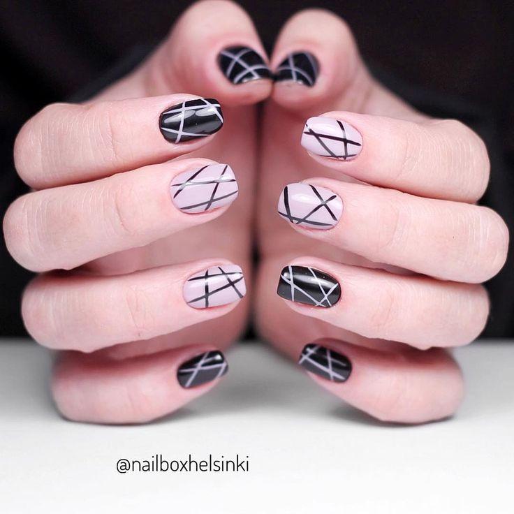 """164 tykkäystä, 6 kommenttia - Kynnet Helsinki 💅🏻 (@nailboxhelsinki) Instagramissa: """"Haluatko kestävät ja kauniit kynnet? Tässä 7 tapaa, jotka pilaa kyntesi. Pääsetkö näistä eroon? 🤔 🚫…"""""""