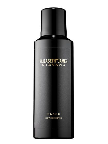 People go crazy for Elizabeth and James Nirvana Black perfume. With notes of violet, vanilla, and sandalwood, it's sexy and mysterious but without being too sweet or girlie. And now, the same coveted scent is infused in their first dry shampoo (out next month). Formulated with rose-root extract (an antioxidant) and rice-starch-based powder to sop up excess oil, you're one step closer to achieving Mary-Kate and Ashley's signature cool-girl waves.