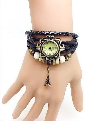 Relojes de pulsera de moda dise os vintage para hombre - Reloj pared vintage ...