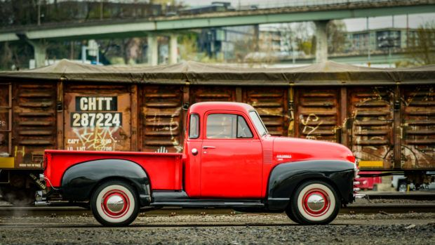 1951 Chevrolet 5 Window Pickup Chevy Trucks For Sale Chevrolet Classic Cars