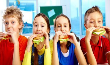 Healthy, Quick and Easy School Lunches