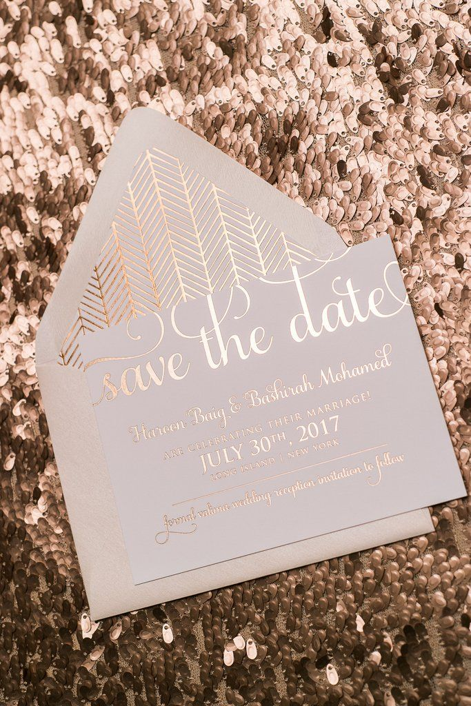 ADELE Save The Date. Save The Date InvitationsGold Wedding ...