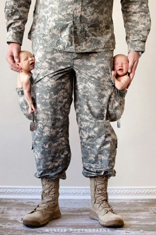 So precious! Military daddy and his newborn twins❤️ GOD BLESS OUR MILITARY & GOD BLESS THEIR FAMILIES AND PLEASE GOD, PLEASE BLESS OUR STILL BEAUTIFUL COUNTRY NO MATTER WHAT HAS BEEN THROWN AT US..some acting out in ways I'm sure would have make our found
