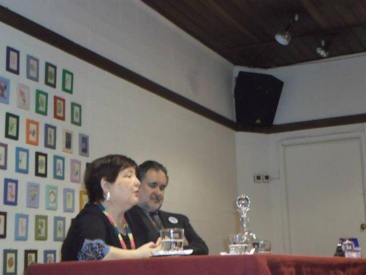 CON JUAN CARLOS BARROUX EDITOR-DIRECTOR DE EDITORIAL SEGISMUNDO-CHILE