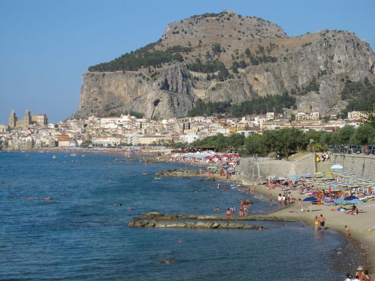 Holidays in Cefalu in Sicilia