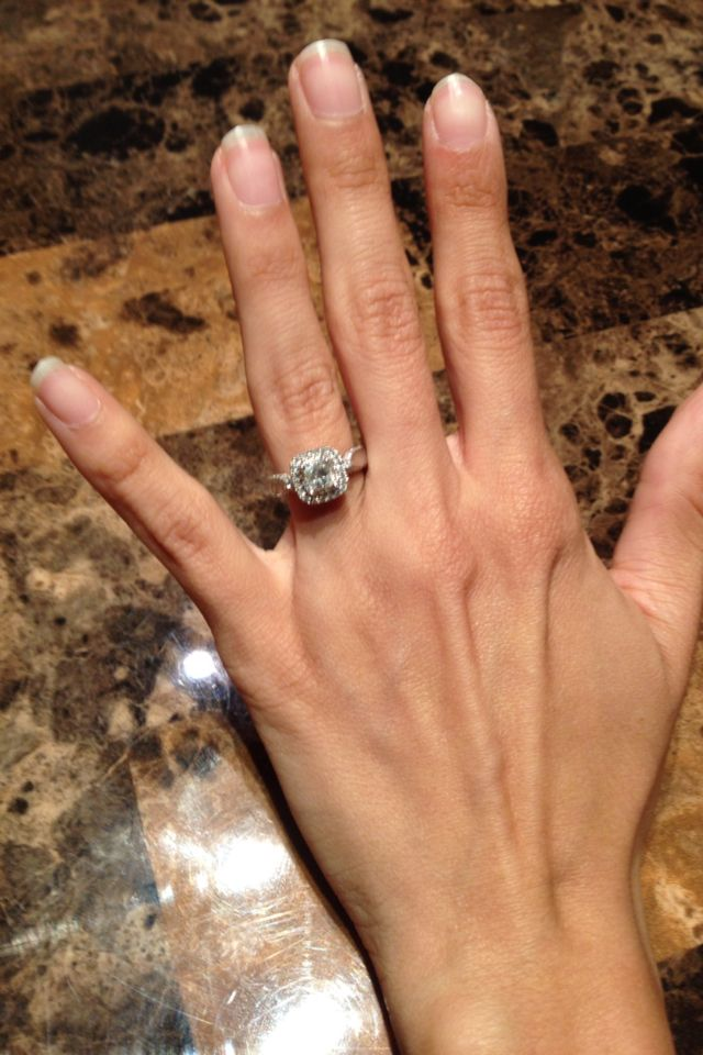 Vera Wang For Zales Engagement Ring Anniversary