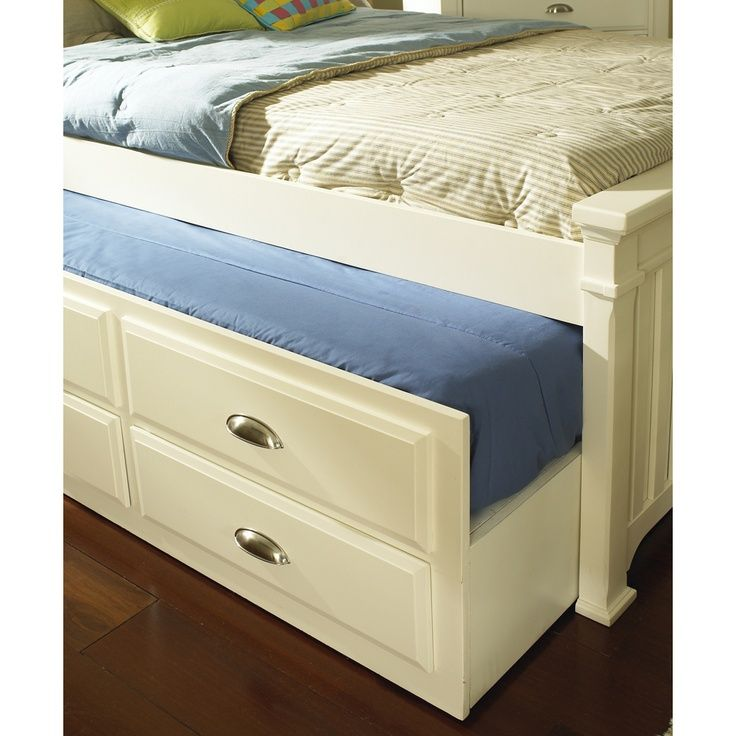 1000 Ideas About Enclosed Bed On Pinterest: 1000+ Ideas About Trundle Beds On Pinterest