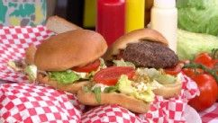 Roxy's Hamburgs in St. Joseph, Michigan featured as a favorite bite by Good Morning America.