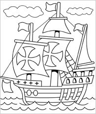 kaboose coloring pages printable - photo#24