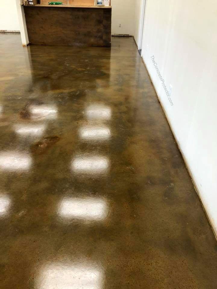 Grind And Seal Concrete Floor Mobile Al Concrete Decor Concrete Coatings Concrete