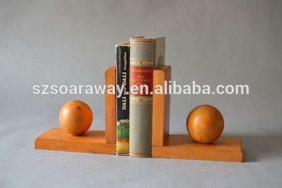 Creative Wooden Counter Book Display Stand wholesaler book display stand