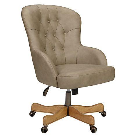 Buy John Lewis Benedict Office Chair, Grey Online at johnlewis.com