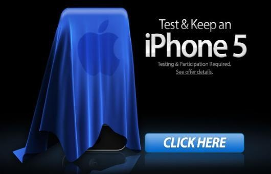 Test and Keep the new iPhone 5 for free.-: Thoughts, Iphone 5S, Iphones, I Phones, Free Iphone, Locad Ads, Free Stuff, Stunning Photo, Apples Iphone 5
