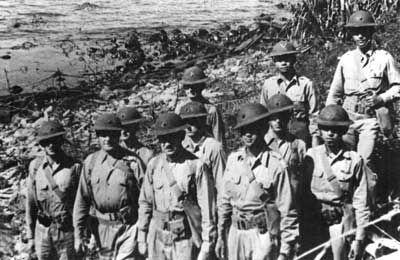 Bataan Death March WWII