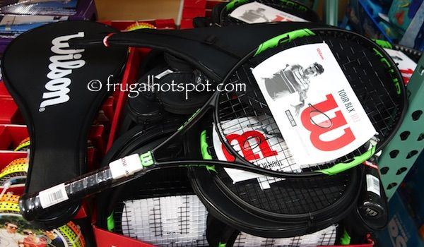 Wilson Tour BLX 103 Tennis Racket + Carrying Case. #Costco #FrugalHotspot