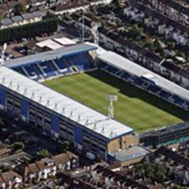 Gillingham FC - Priestfield Stadium