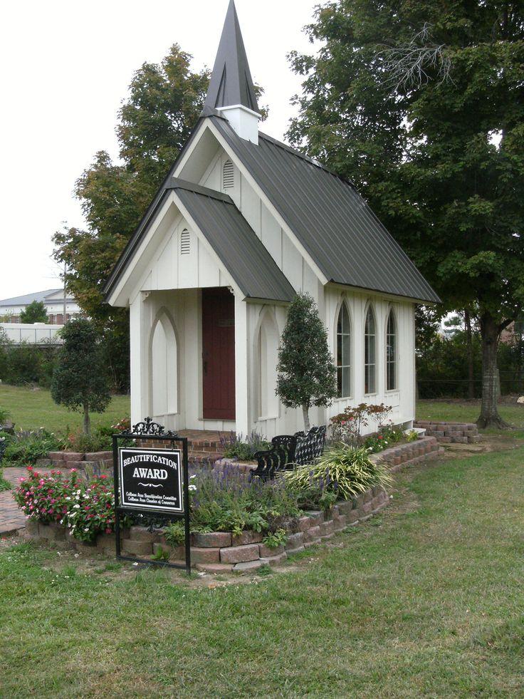 406 Besten Garden Shed Tiny Church Treasures Bilder Auf Pinterest Garten Haus Gartenh User