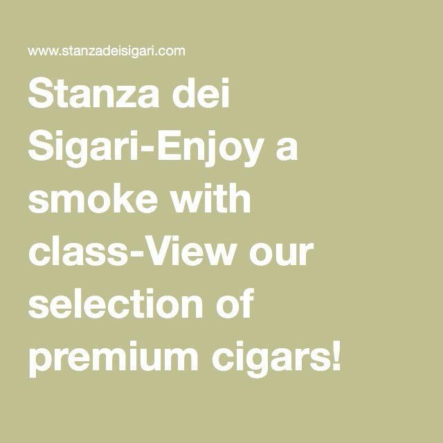 Stanza dei Sigari (North End cigar bar in an old speakeasy)  // Boston, MA