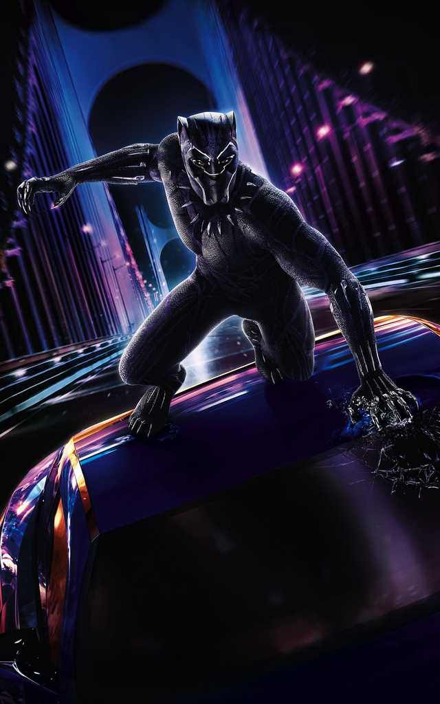 Movie Of The Week Black Panther Mobile Wallpapers 211 Black Panther Comic Black Panther Art Black Panther Hd Wallpaper Black panther wallpaper cave download