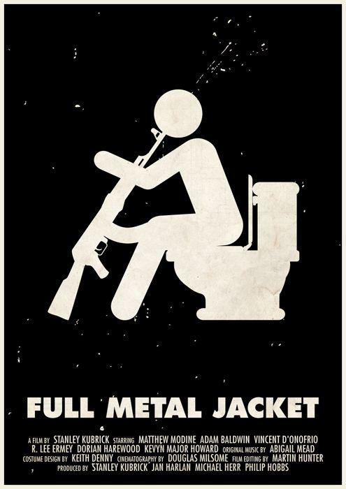 full metal jacket                                                                                                                                                                                 More