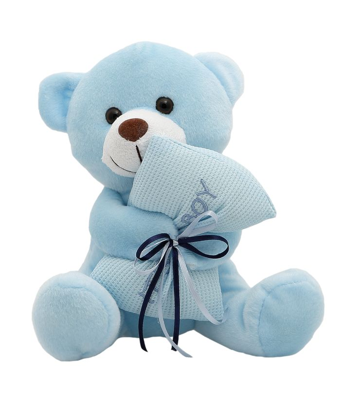 One special delivery deserves another!  The perfect new baby gift idea for any new baby or mother-to-be! #NewBaby #TeddyBear