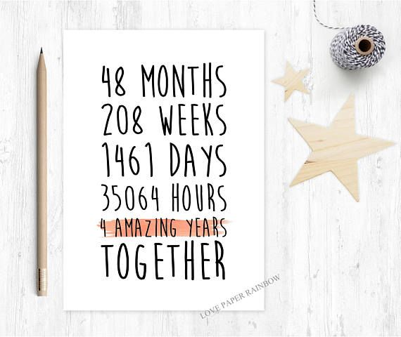 22 Super Silk Anniversary Gifts 4th Year For Him Her 4th Wedding Anniversary Gifts For Him Iron Anniversary Gifts Anniversary Cards For Couple